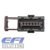 "6 Pin Accelerator Pedal Connector ""R35 - GTR, Holden Commodore VE, Astra, Hella Pedal Position Sensors"""