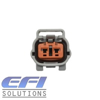 2 Pin Connector Suits Mazda Sensors, Ford Coils