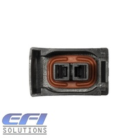 2 Pin Black Connector Common To Nissan Neutral Switches