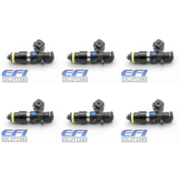 Bosch 980cc Injector kit to suit FG XR6 Turbo ( 1000cc ) Set of 6, E85 Safe