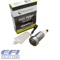 "WALBRO 525 L/HR FUEL PUMP F90000285 ""Pump And Strainer"""