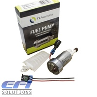 "WALBRO 525 L/HR FUEL PUMP F90000285 ""With Strainer And Connector"""