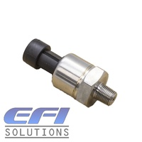 Stainless Steel Pressure Sensor 150Psi 1/8 NPT Thread (0 to 150 Psi)
