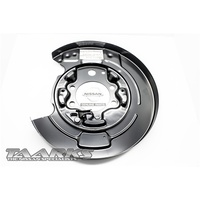 "Disk Handbrake Backing Plate (Rear) L/H ""R32, R33, R34"""