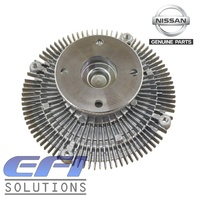 "Viscous Hub Clutch Fan ""S13, 180sx, S14, S15"""