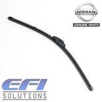 "Windscreen Wiper Blade (RH - Drivers) ""D40, R51"""