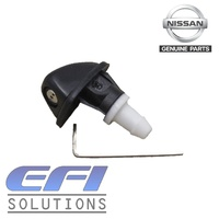"Windscreen Washer Jet / Nozzle (LH) ""S13, S14,180sx"""