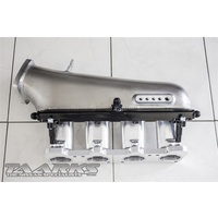 "Plazmaman Intake Manifold (SR20VE) ""P11"" - Raw Finish"