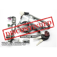 "Ignition and Lock Kit ""180sx"" **DISCONTINUED"