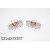 "Nismo Indicators (Clear) ""S15, R34)"