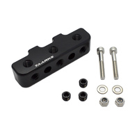 Pressure Sensor Mount / Block (3 Port)