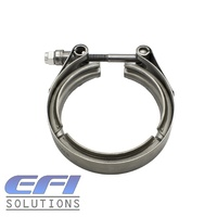 "V-Band 3 Inch Clamp Only ""Stainless Steel"""