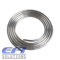 "Aluminium Hard Line (AN10) ""5/8in 5 Metre Roll"""