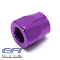 Hose End Socket Only Full Flow Series AN10  (Purple)