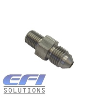 Straight 1/16 NPT To Male AN3 Stainless Steel