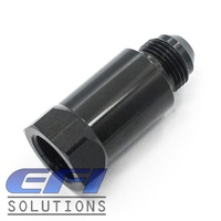 Roll Over Valve Female AN8 To AN8 Male (Black)