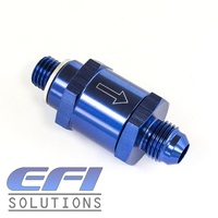 Fuel Pump Check Valve M12X1.5mm To 6AN