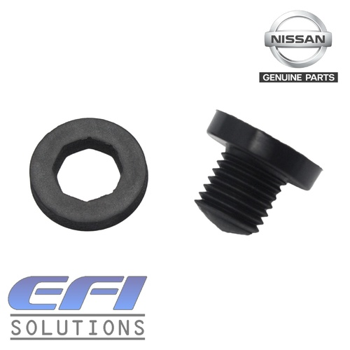 "Radiator Drain Plug + Washer ""Nissan"""